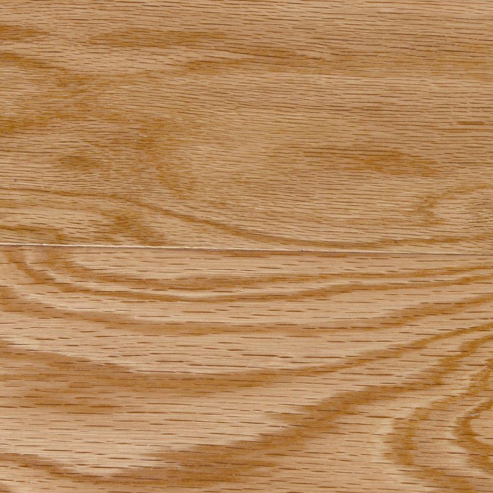Millstead Take Home Sample Red Oak Natural Solid