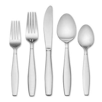 Absolute Satin 20 Piece Flatware Set