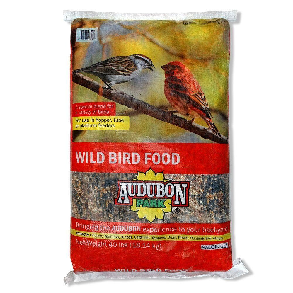 Audubon Park 40 Lb Wild Bird Food