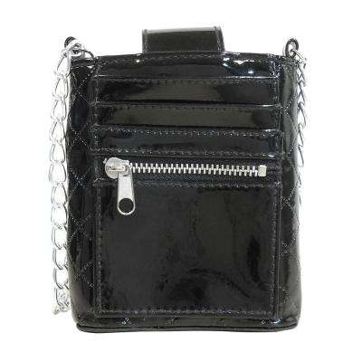 Black Purse Liquor Flask