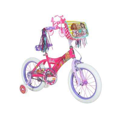 16 in. Girls Barbie Sweets Bike
