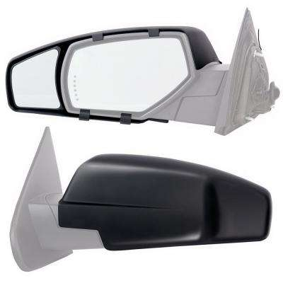 Clip-on Towing Mirror Set for 2014 - 2018 Chevrolet Silverado/GMC Sierra