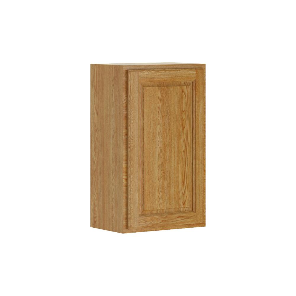 kitchen wall cabinets home depot hampton bay assembled 18x30x12 in wall cabinet in 22141