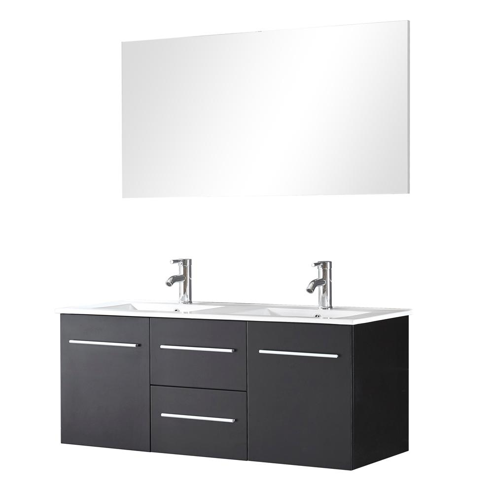 Bathroom Vanities Regina: Mediterraneo Regina 48 In. W X 19 In. D X 21 In. H Vanity
