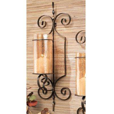 Bristol Gold Wall Sconces (Set of 2)