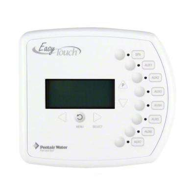 EasyTouch Indoor Control Panel for 8 Circuit Systems
