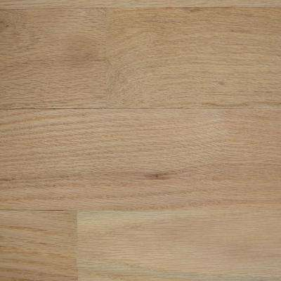 Red Oak 3/4 in. Thick x 2-1/4 in. Wide x 84 in. Length Solid Hardwood Flooring (19.5 sq. ft./case)