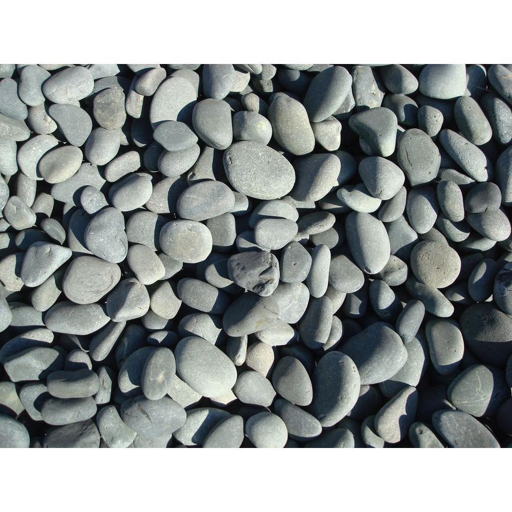 0.5 cu. ft. Mexican Beach Pebbles