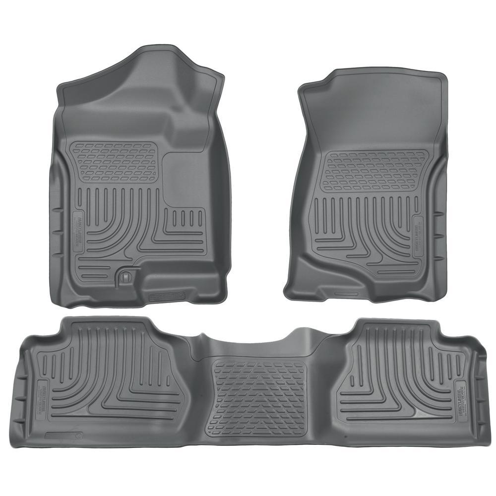 Husky Liners 98922 WeatherBeater Floor Liner Fits 10-14 Prius
