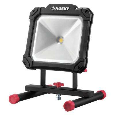 3500-Lumen Portable LED Work Light
