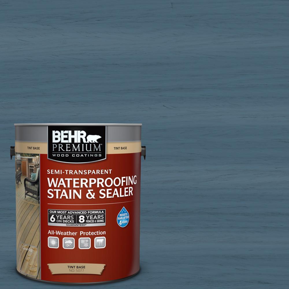 #ST-107 Wedgewood Semi-Transparent Weatherproofing Wood Stain
