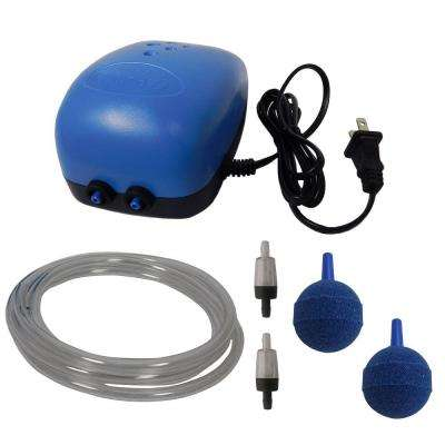 0.005 Recirculating Dual Valve Air Pump Kit