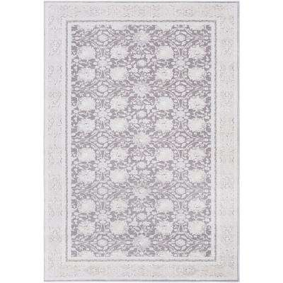 Ascroft Charcoal 8 ft. x 10 ft. Area Rug
