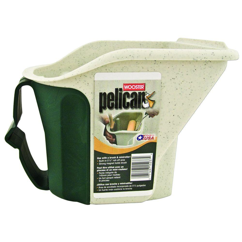 Wooster 1-qt. Pelican Hand-Held Pail
