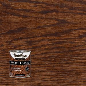 1 qt. Dark Walnut Premium Fast Dry Interior Wood Stain