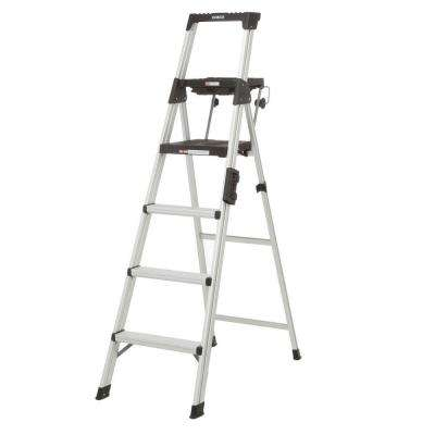 Signature Series 6 ft. Premium Aluminum Step Ladder