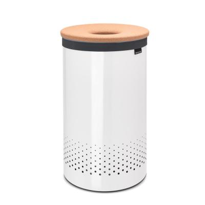 Laundry Hamper 16 Gal. (60 L) with Cork Lid