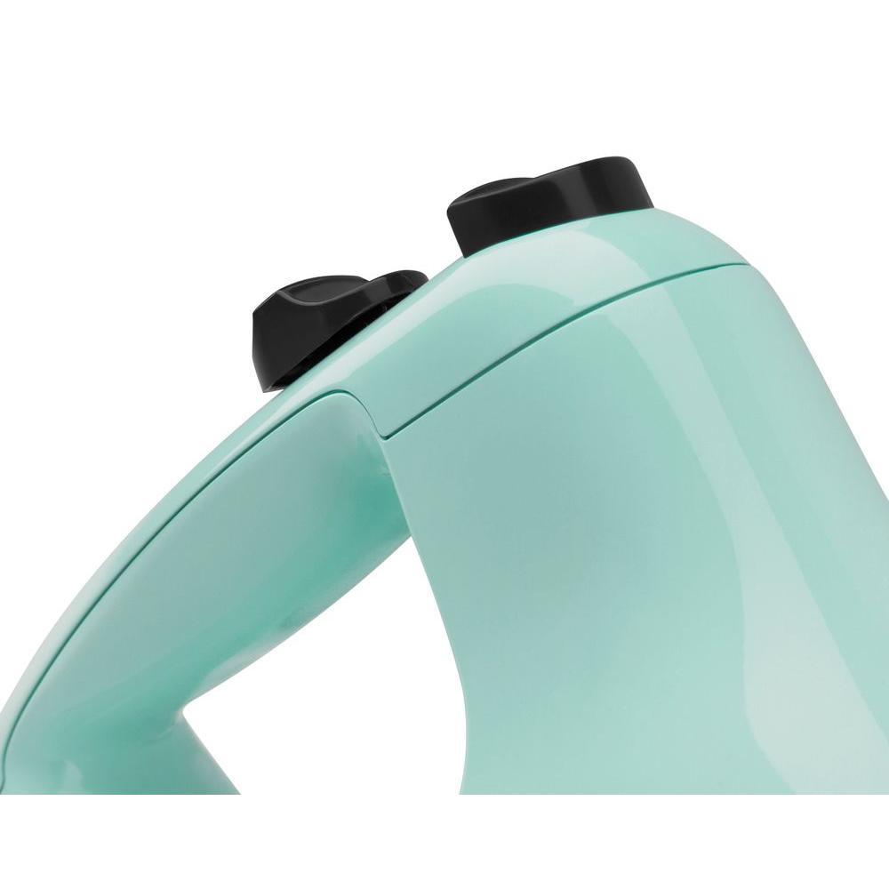 kitchenaid hand mixer blue. internet #206405169. kitchenaid ultra power 5-speed ice blue hand mixer kitchenaid s