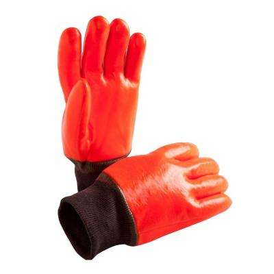 Lined PVC Coated Glove