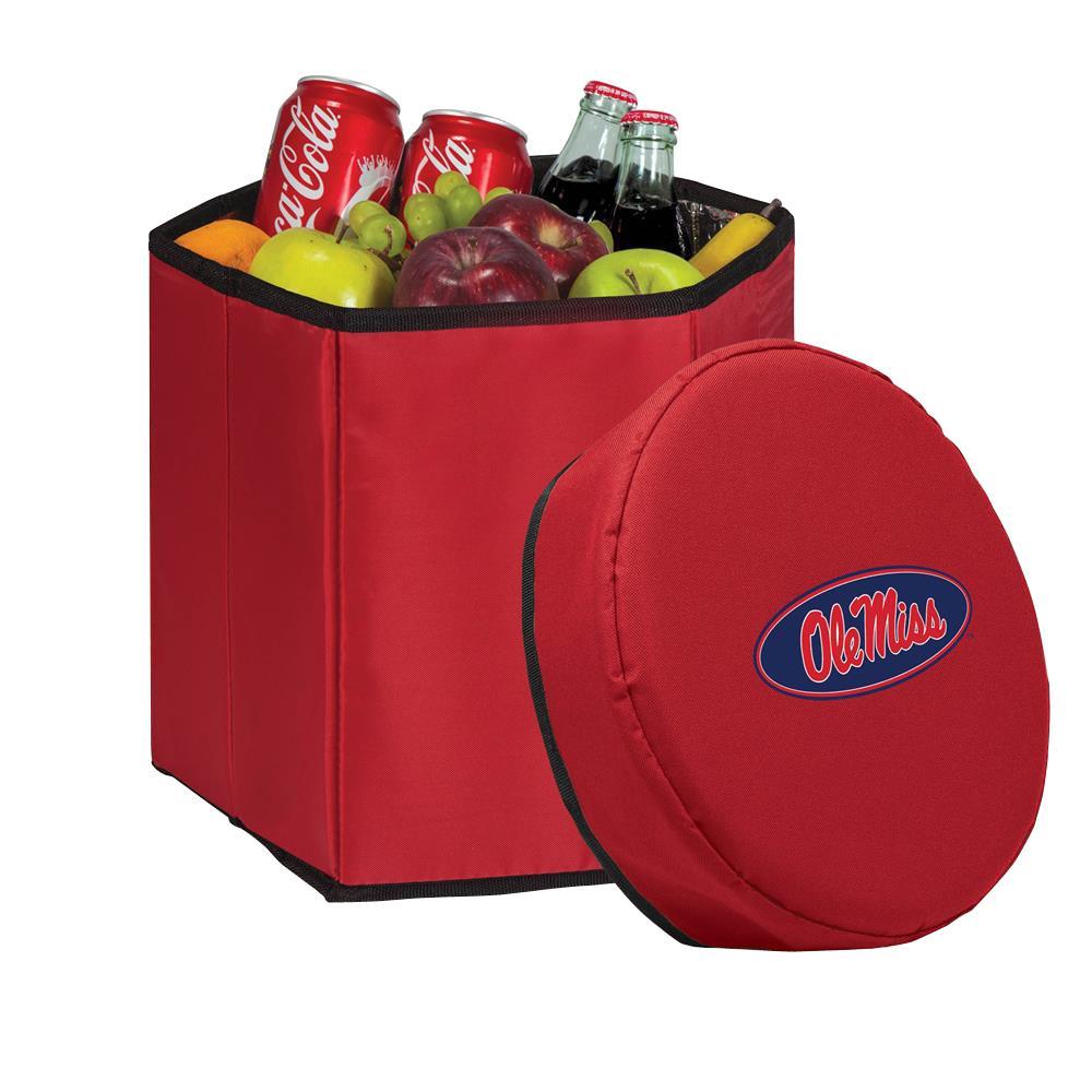 12 Qt. Ole Miss Rebels Red Bongo Cooler