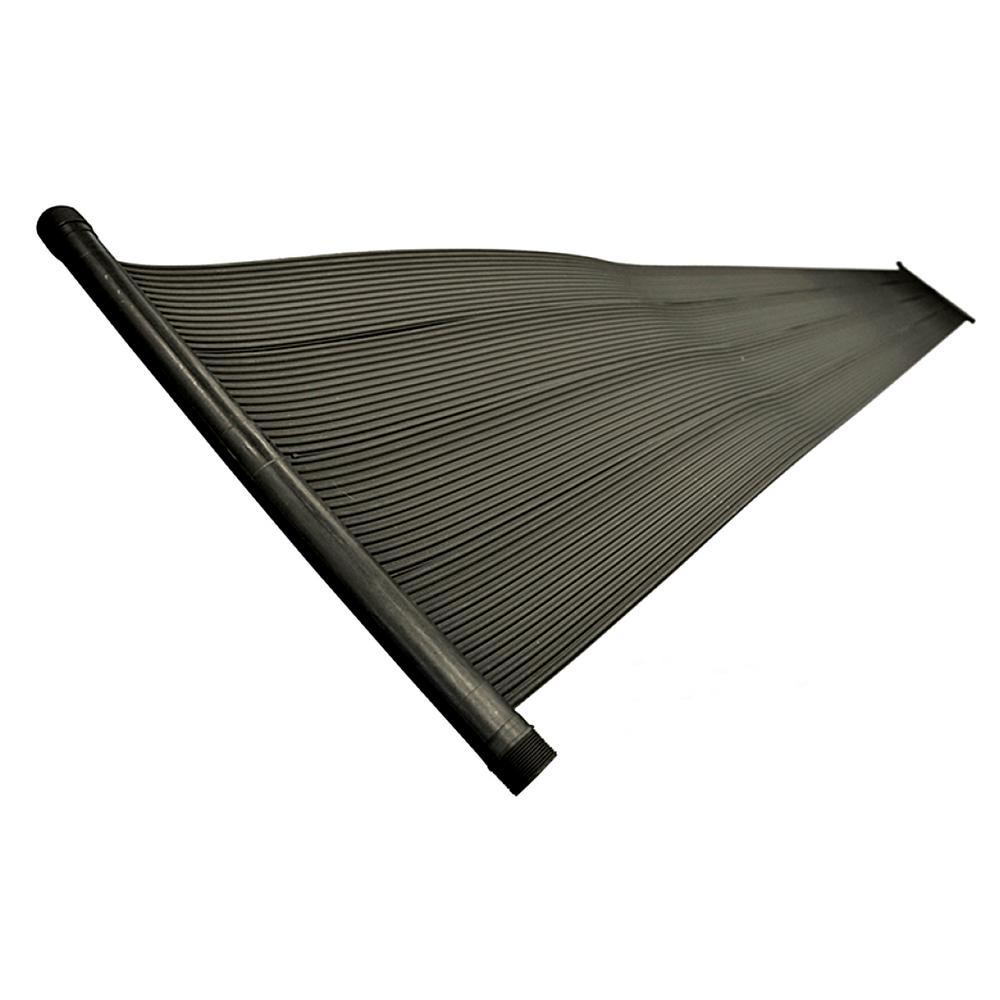 Sunheater universal 2 ft x 20 ft 40 sq ft solar - Swimming pool solar heating system ...