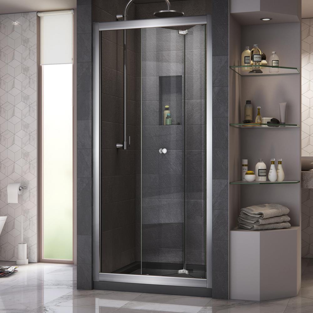 62 Alcove Shower Doors Shower Doors The Home Depot