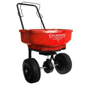 Chapin 80 lb. Capacity Assembled Turf Broadcast Spreader by Chapin