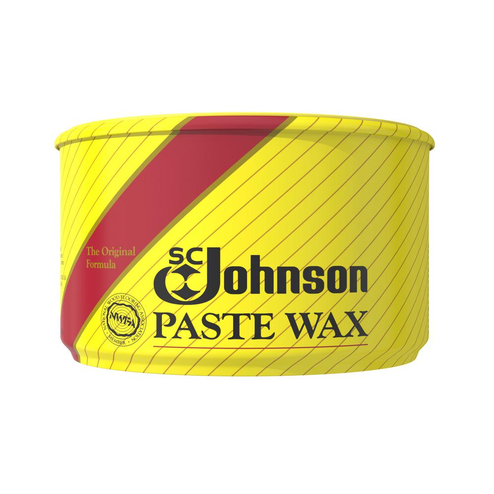SC Johnson 1 lb. Fine Wood Paste Wax