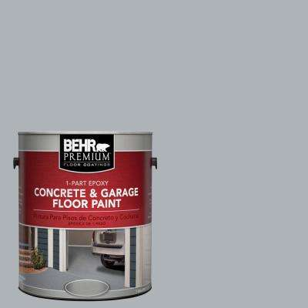 1 gal. #N510-3 Stargazer 1-Part Epoxy Concrete and Garage Floor Paint