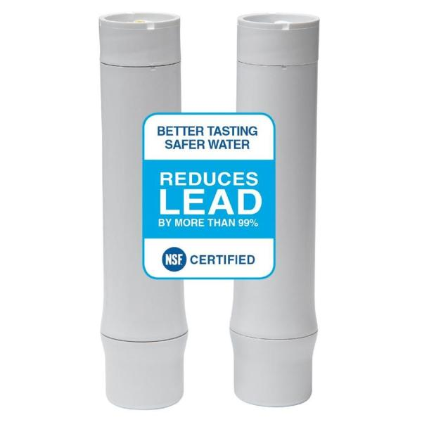 Glacier Bay HDGROS4 Premium Reverse Osmosis Drinking Water Filter System