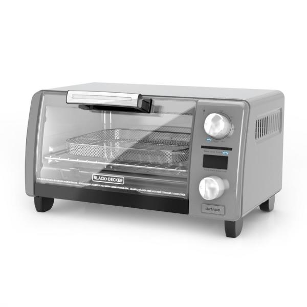 Crisp 'n Bake Digital 4-Slice Airy Fry Toaster Oven