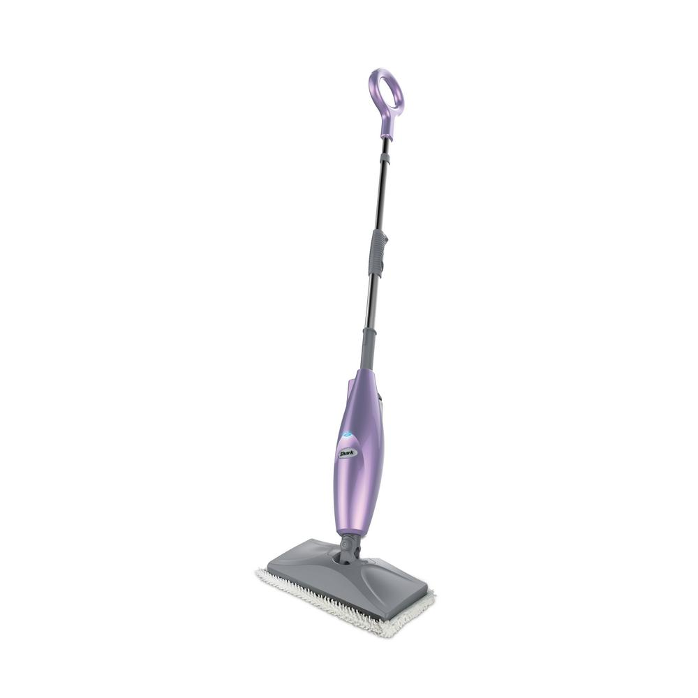 Shark Light and Easy Steam Mop, Purples/Lavenders