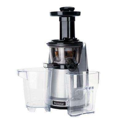 Fruitstar Vertical Single Auger Juicer