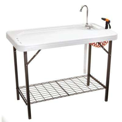 Deluxe Cleaning Table