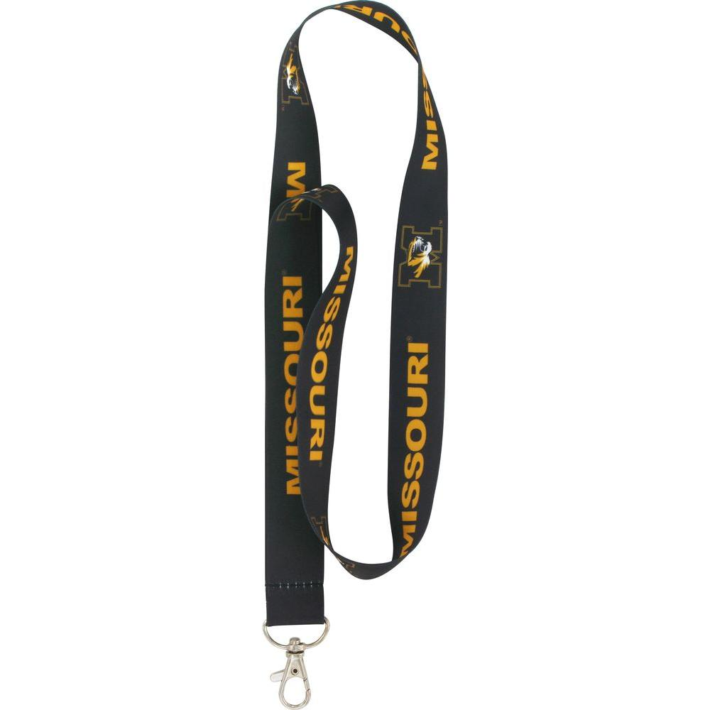 The Hillman Group Ncaa Missouri Tigers Lanyard (6-Pack), Adult Unisex, Yellow Show your team spirit with an officially licensed team neck lanyard. Use to carry your keys, MP3 player, cell phone and more. This item is sold individually. Color: Yellow. Gender: Unisex. Age Group: Adult.
