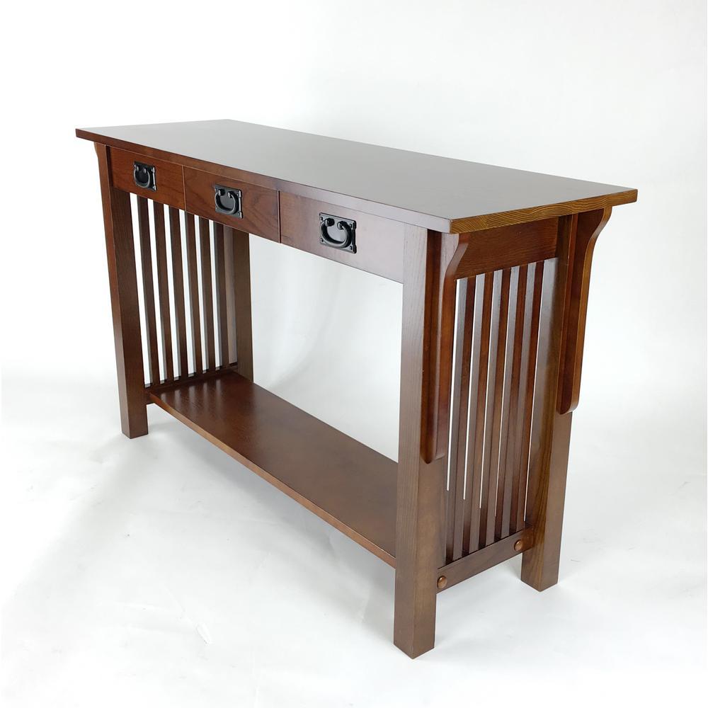 Oak Mission Table
