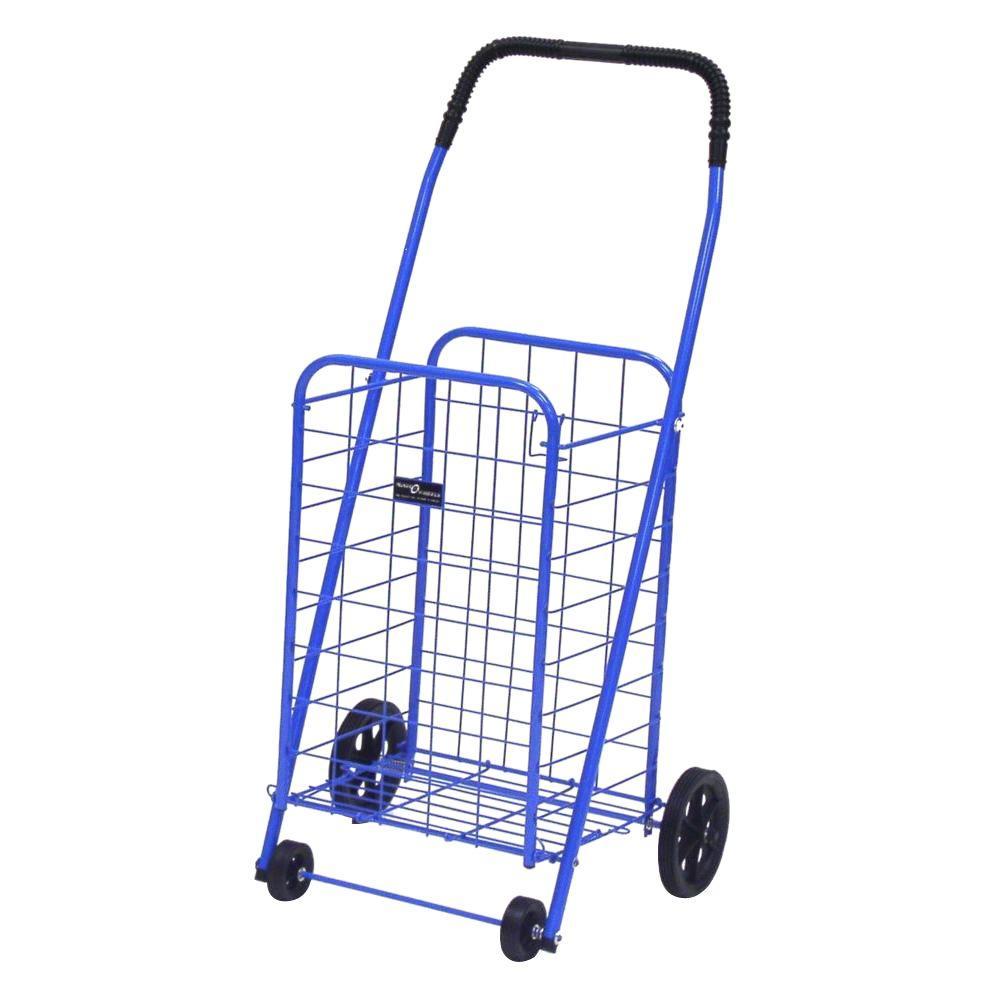 Mini-A Shopping Cart in Blue