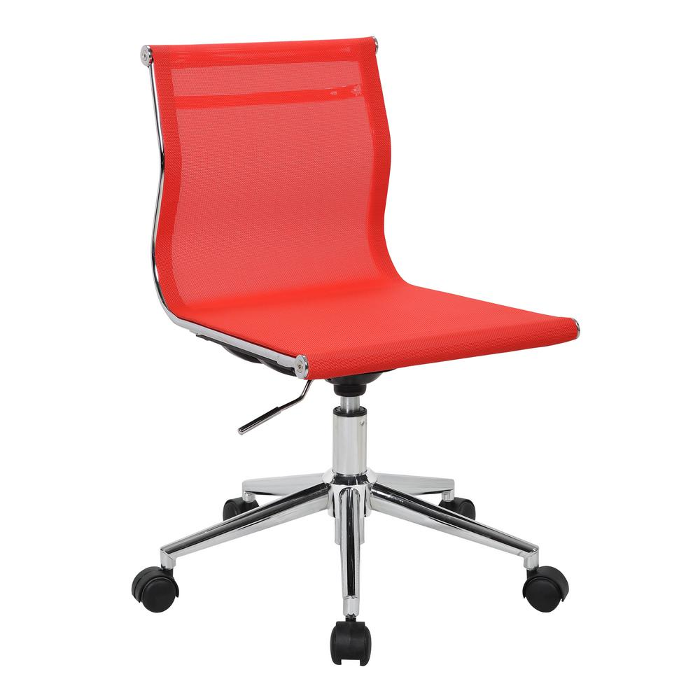 Mirage Red Task Chair