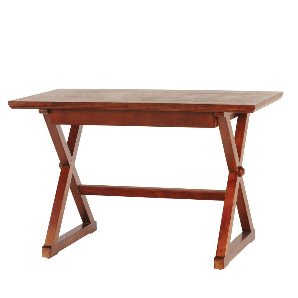 Unbranded Brexley Chestnut Writing Desk