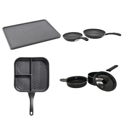 3-in-1 Breakfast Pan with Accessories