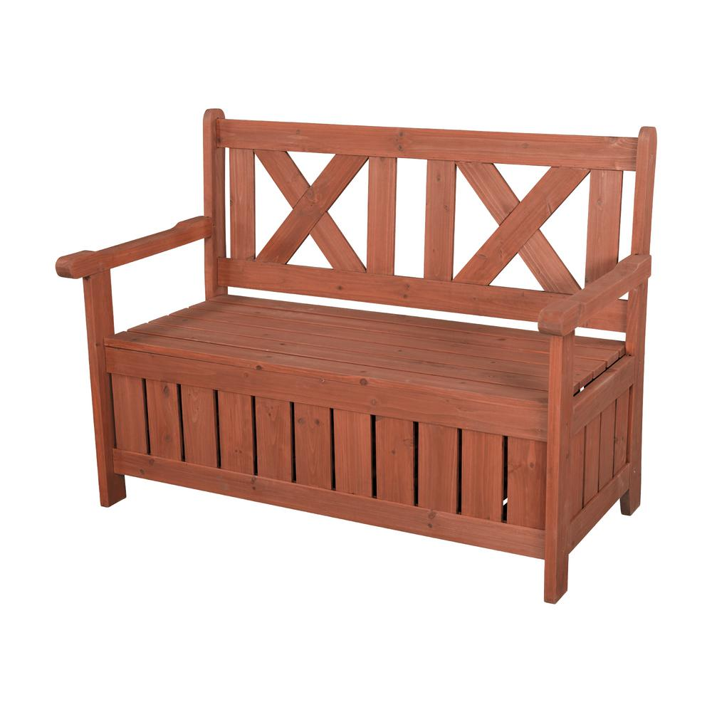 Swell Leisure Season Bench With Storage Gamerscity Chair Design For Home Gamerscityorg