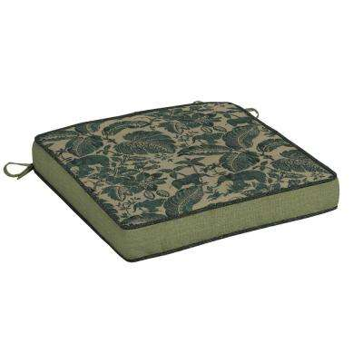 Casablanca Elephant Outdoor Seat Cushion (Pack of 2)