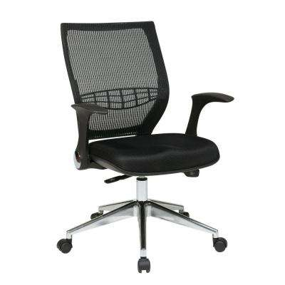 Black ProGrid Manager Office Chair