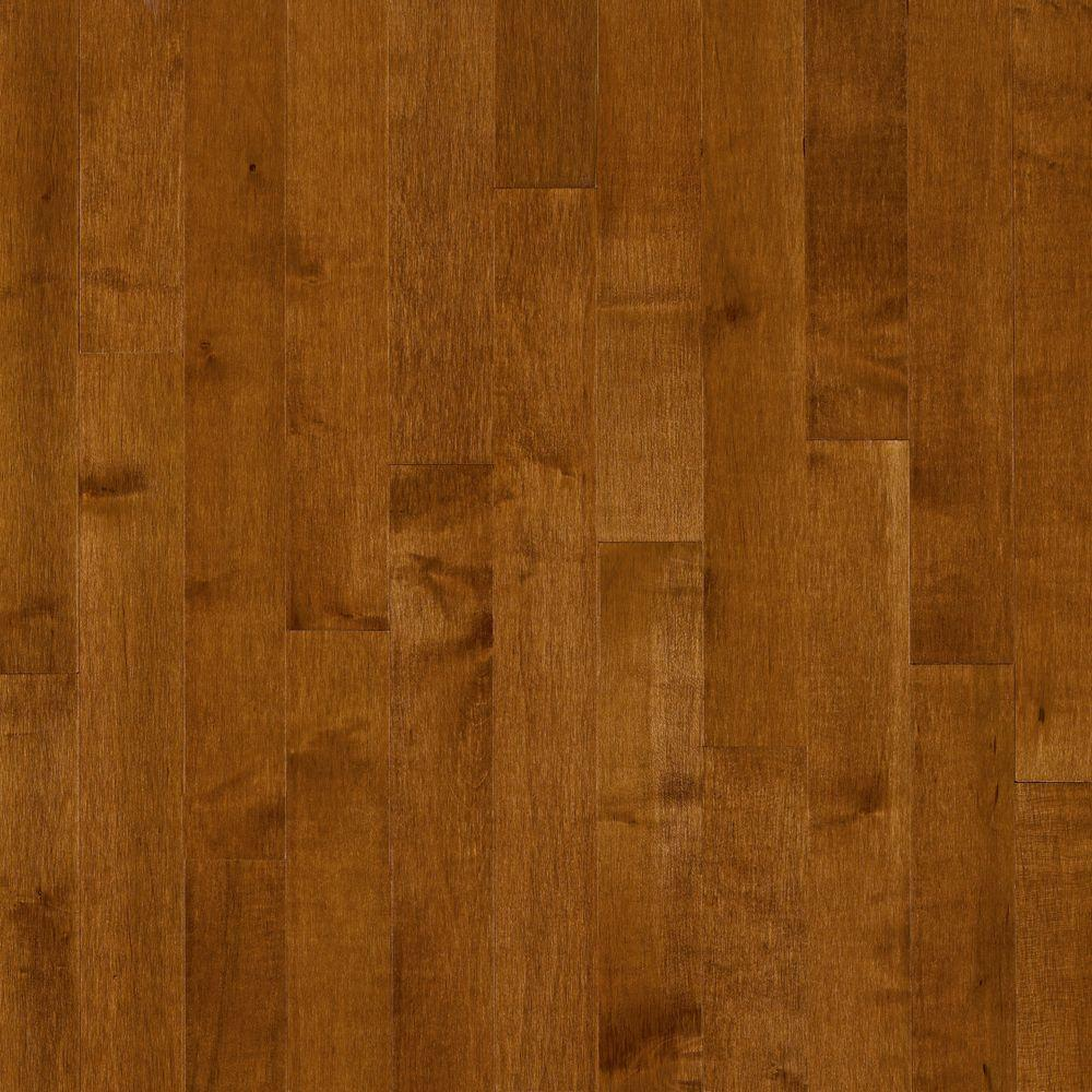 Take Home Sample - Maple Gunstock Hardwood Flooring - 5 in.