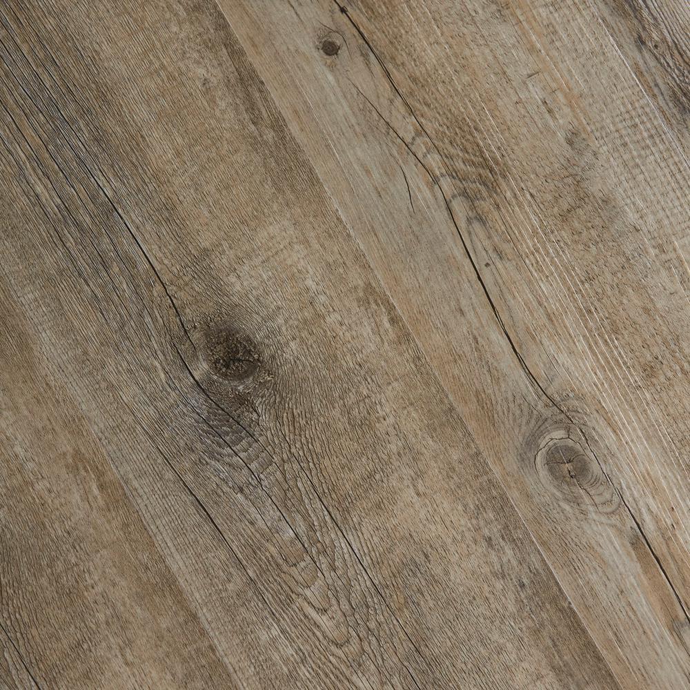 Embossed Long View Pine 6 mm x 7-1/16 in. Width x 48 in. Length Vinyl Plank Flooring (23.64 sq.ft/case)