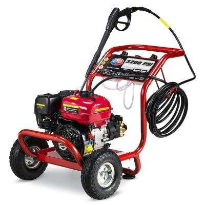 3200 PSI 2.6 GPM Gas Powered Pressure Washer EPA and CARB Approved