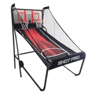 Hathaway 4.4 ft. Shot Pro Deluxe Electronic Basketball Game by Hathaway
