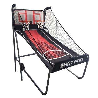 4.4 ft. Shot Pro Deluxe Electronic Basketball Game
