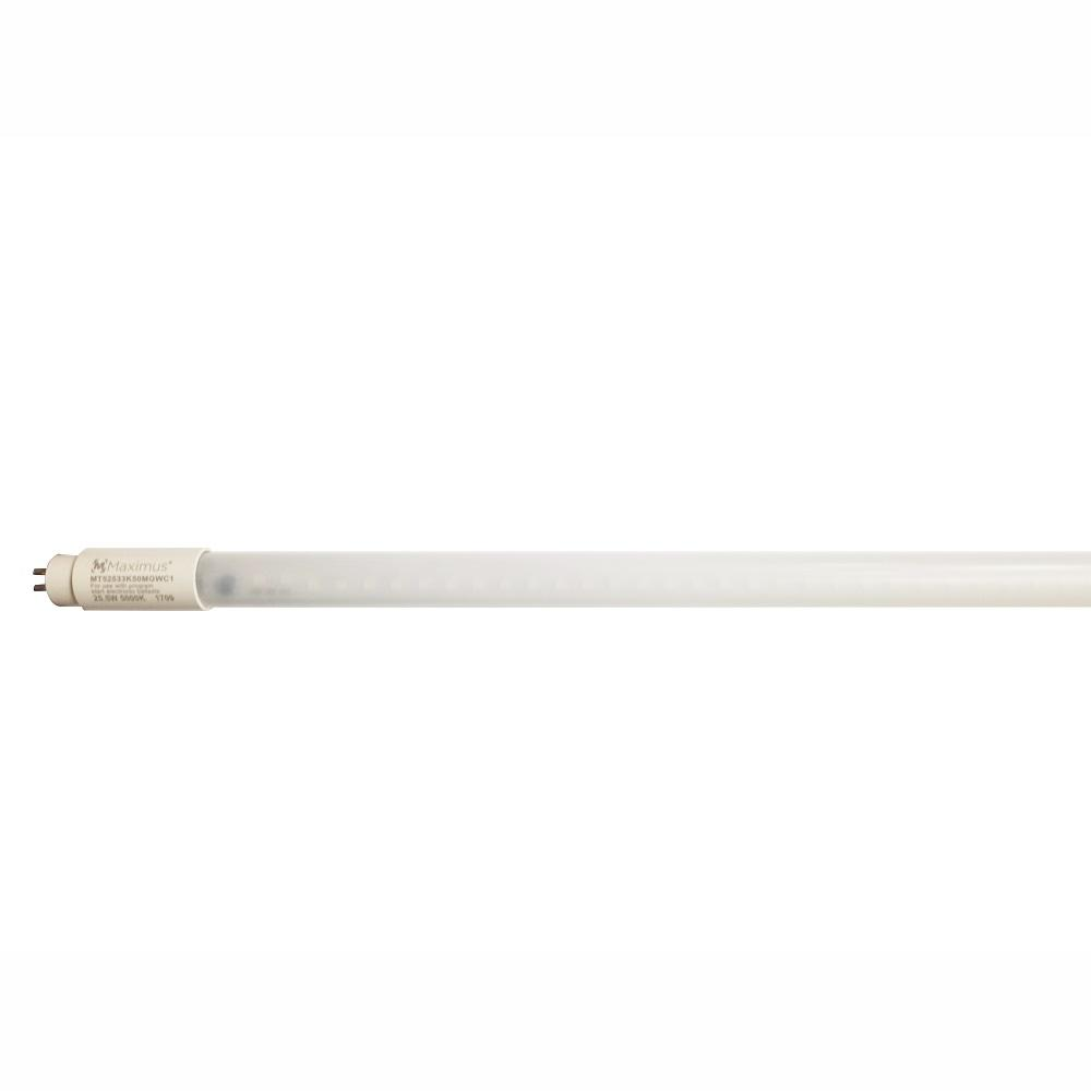 Maximus 25-Watt 4 in. Linear T5 LED Light Bulb Bright White