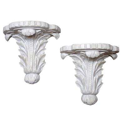 Acanthus Bracket (Set of 2)